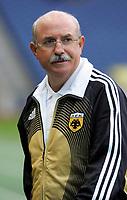 Fotball<br /> Foto: imago/Digitalsport<br /> NORWAY ONLY<br /> <br /> 09.08.2006  <br /> <br /> Trainer Lorenzo Serra Ferrer (AEK Athen)<br /> <br /> Champions League Qualifikation 2006/2007, Hearts of Midlothian - AEK Athen 1:2