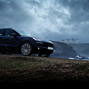 Porsche Macan on cliff top over looking the stormy seas with cliffs in the background. Ray Massey is an established, award winning, UK professional photographer, shooting creative advertising and editorial images from his stunning studio in a converted church in Camden Town, London NW1. Ray Massey specialises in drinks and liquids, still life and hands, product, gymnastics, special effects (sfx) and location photography. He is particularly known for dynamic high speed action shots of pours, bubbles, splashes and explosions in beers, champagnes, sodas, cocktails and beverages of all descriptions, as well as perfumes, paint, ink, water – even ice! Ray Massey works throughout the world with advertising agencies, designers, design groups, PR companies and directly with clients. He regularly manages the entire creative process, including post-production composition, manipulation and retouching, working with his team of retouchers to produce final images ready for publication.