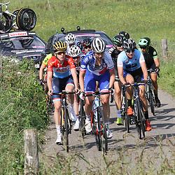 03-09-2017: Wielrennen: Boels Ladies Tour: Sittard: Roxane Knetemann