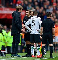 180310 Man Utd v Liverpool