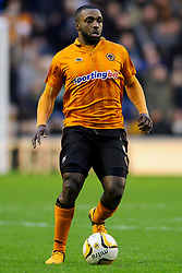 Wolves Forward Sylvan Ebanks-Blake (ENG) in action during the second half of the match - Photo mandatory by-line: Rogan Thomson/JMP - Tel: Mobile: 07966 386802 26/01/2013 - SPORT - FOOTBALL - Molineux Stadium - Wolverhampton. Wolverhampton Wonderers v Blackpool - npower Championship.