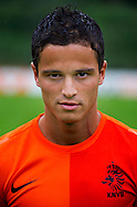 NETHERLANDS, HOENDERLOO : Dutch international football player Ibrahim Afellay  in Hoenderloo on May 31, 2012. AFP PHOTO/ ROBIN UTRECHT
