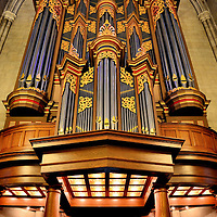 Benjamin Duke Organ at Duke University in Durham, North Carolina<br />