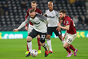 Derby County forward Wayne Rooney during the The FA Cup match between Derby County and Northampton Town at the Pride Park, Derby, England on 4 February 2020.