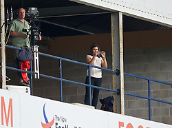 PRESTON, ENGLAND - Saturday, July 19, 2014: Hannah Lupton during a preseason friendly match between Preston North End and Liverpool at Deepdale Stadium. (Pic by David Rawcliffe/Propaganda)