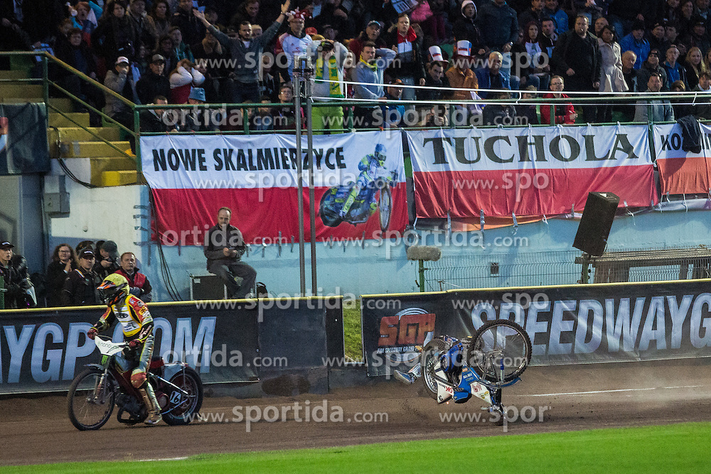 NICKI PEDERSEN of Denmark during FIM Speedway Grand Prix World Cup, Krsko, on 30. April, 2016, in Sports park Krsko, Slovenia. Photo by Grega Valancic / Sportida