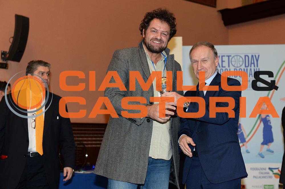 DESCRIZIONE : Roma Basket Day ieri, oggi e domani<br /> GIOCATORE : Sales Gianni Petrucci<br /> CATEGORIA : <br /> SQUADRA : <br /> EVENTO : Basket Day ieri, oggi e domani<br /> GARA : <br /> DATA : 09/12/2013<br /> SPORT : Pallacanestro <br /> AUTORE : Agenzia Ciamillo-Castoria/GiulioCiamillo<br /> Galleria : Fip 2013-2014  <br /> Fotonotizia : Roma Basket Day ieri, oggi e domani<br /> Predefinita :
