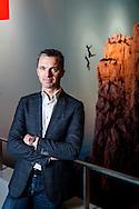 HILVERSUM - Gerard Timmer , directeur van fusieomroep BNN-VARA COPYRIGHT ROBIN UTRECHT