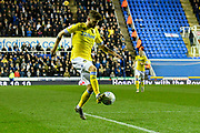 Mateusz Klich (43) of Leeds United during the EFL Sky Bet Championship match between Reading and Leeds United at the Madejski Stadium, Reading, England on 12 March 2019.
