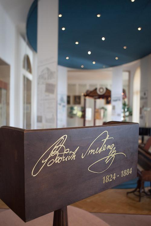 Das Bedrich Smetana Museum.