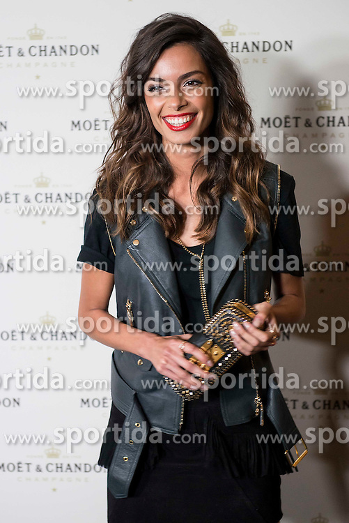 """02.12.2015, Madrid, ESP, Moet & Chandon Party, OpenTheNow, im Bild Joana Sanz attends to the // Red Carpet of the party """"OpenTheNow of Moet & Chandon in Madrid, Spain on 2015/12/02. EXPA Pictures © 2015, PhotoCredit: EXPA/ Alterphotos/ BorjaB.hojas<br /> <br /> *****ATTENTION - OUT of ESP, SUI*****"""