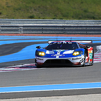 #67, Ford GT, Ford Chip Ganassi Team UK, driven by Marino Franchitti, Andy Priaulx, Harry Tincknell, FIA WEC Prologue Circuit Paul Ricard, 26/03/2016,
