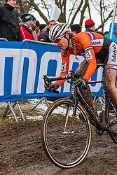 Sabrina Stultiens (NED), Women Elite, Cyclo-cross World Championships Tabor, Czech Republic, 31 January 2015, Photo by Pim Nijland / PelotonPhotos.com