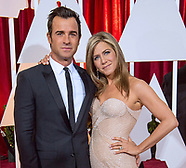 Jennifer Aniston & Justin Theroux Split