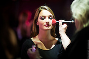 REPORTAGE shots for guerlain kick of La petite Robe Noire event and reportage photographies in Montreal