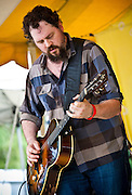Patterson Hood Band at Clearwater Festival 2013