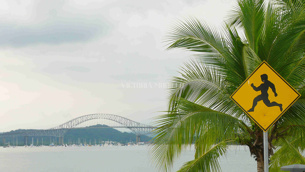 Señales de transito. Panamá, 11 de julio de 2012. (Victoria Murillo/Istmophoto)