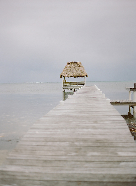 el pescador, eco lodge, belize, central america, boardwalk