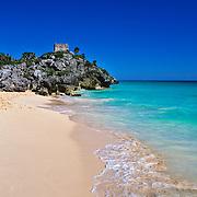 Mayan ruins of Tulum, Quintana Roo. Mexico