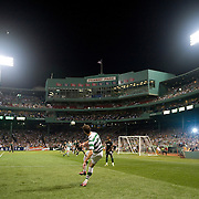 -Boston MA, July 21 2010_..The Celtic Football Club of the Scottish Premier League and Sporting Clube de Portugal from the Portuguese Liga met at Fenway Park on July 21 to compete in the first ever Fenway Football Challenge...(Photo by Michael Ivins/Boston Red Sox)
