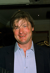 The MARQUESS OF WORCESTER at a party in London on 1st July 1997.<br /> LZX 17