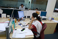 Bureaux de Lafarge a Gurgaon, New Delhi,Inde. Lafarge headquarters in Gurgaon, New Delhi.
