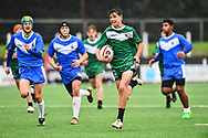 West Wales U15 v East Wales U15  - Mandatory by-line: Craig Thomas/Replay images - 26/08/2018 - RUGBY LEAGUE- Sardis Road - Pontypridd, Wales