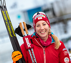 26.11.2017, Nordic Arena, Ruka, FIN, FIS Weltcup Langlauf, Nordic Opening, Kuusamo, im Bild Teresa Stadlober (AUT) // Teresa Stadlober of Austria during the FIS Cross Country World Cup of the Nordic Opening at the Nordic Arena in Ruka, Finland on 2017/11/26. EXPA Pictures © 2017, PhotoCredit: EXPA/ JFK