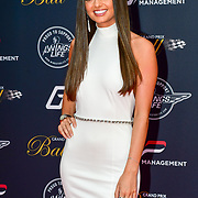 Kendall-Rae Knight attends the 2018 Grand Prix Ball held at The Hurlingham Club on July 4, 2018 in London, England.