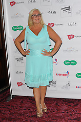 Specsavers Awards.<br /> VANESSA FELTZ attends the Specsavers Awards, held at the Royal Opera House, Covent garden, London, United Kingdom. Tuesday, 10th September 2013. Picture by i-Images