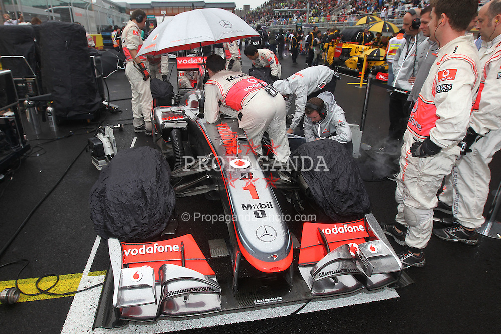 Motorsports / Formula 1: World Championship 2010, GP of Korea, 01 Jenson Button (GBR, Vodafone McLaren Mercedes),