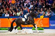 Esmee Donkers - Chaina<br /> KWPN Kampioenschappen 2020<br /> © DigiShots