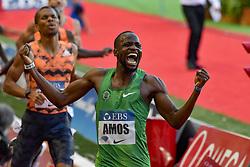July 20, 2018 - Monaco, France - 800 metres hommes - Nijel Amos  (Credit Image: © Panoramic via ZUMA Press)