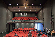 Remise officielle du 1er prix du jury pour les bâtiments culturels de 2M $ et plus au théâtre de Quat'Sous attribué par l'Ordre des architectes du Québec dans le cadre des Prix d'excellence en architecture aux architectes FABG [Brodeur, Gauthier, Lavoie architectes]  ainsi qu'à leur client.  à  Théâtre de Quat'Sous / Montreal / Canada / 2011-12-02, © Photo Marc Gibert / adecom.ca