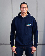 Chris Smalling Visits Factor Youth Zone