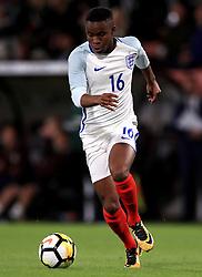 England's Ademola Lookman