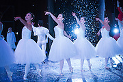 Bay Pointe Ballet performs the Nutcracker at the Grand Sierra Resort and Casino in Reno, Nevada, during their Reno tour on December 8, 2013. (Stan Olszewski/SOSKIphoto)
