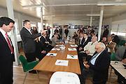 DESCRIZIONE : Roma Tor Vergata PalaCalatrava Commissione FIBA in visita per assegnazione dei Mondiali 2014<br /> GIOCATORE : Boris Stankovic Markus Studar Predrag Bogosavljev Massimo Cilli Dino Meneghin Santiago Calatrava<br /> SQUADRA : Fiba Fip<br /> EVENTO : Visita per assegnazione dei Mondiali 2014<br /> GARA :<br /> DATA : 02/04/2009<br /> CATEGORIA : Ritratto<br /> SPORT : Pallacanestro<br /> AUTORE : Agenzia Ciamillo-Castoria/G.Ciamillo<br /> Galleria : Italia 2014<br /> Fotonotizia : Roma visita per assegnazione dei Mondiali 2014<br /> Predefinita :