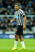Jose Salomon Rondon (#9) of Newcastle United during the Premier League match between Newcastle United and Watford at St. James's Park, Newcastle, England on 3 November 2018.