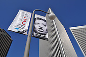 20110624 One Hour Walk Near the Hyatt Regency Century Plaza, Los Angeles, California