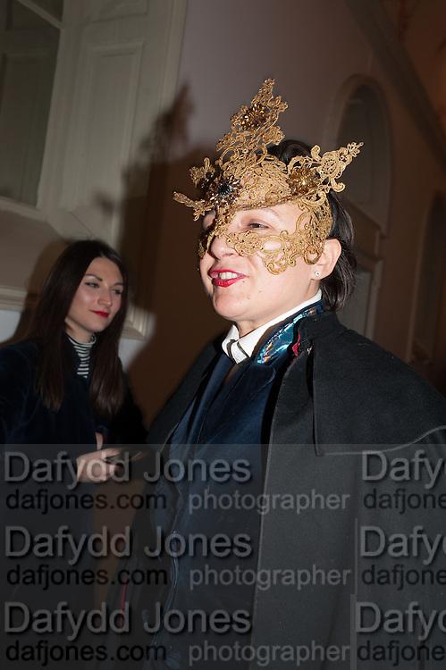 SELINA BLOW, Isabella Blow: Fashion Galore! private view, Somerset House. London. 19 November 2013