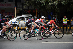 Ella Harris (NZL) at GREE Tour of Guangxi Women's WorldTour 2019 a 145.8 km road race in Guilin, China on October 22, 2019. Photo by Sean Robinson/velofocus.com