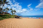 Po'olenelena Beach, Makena, Wailea, Maui, Hawaii