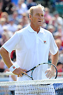 Picture by Ste Jones/Focus Images Ltd.  07706 592282.24/06/12.Former Wimbledon Doubles champion Peter McNamara during the +medicash Liverpool International 2012 tennis at Calderstones Park, Liverpool.