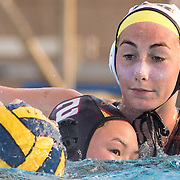 151209 Huntington Beach v Ocean View girls water polo