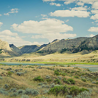 upper missouri river breaks montana, missouri river conservation photography - montana wild prairie