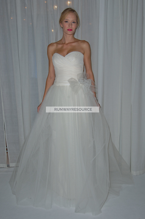 New York Bridal Spring 2012