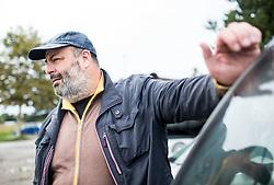 Jernej Sugman - Priprave na 22. Ljubljanski maraton 2017 v okviru akcije Predani korakom; Maribor, Slovenia, on September 27, 2017. Photo by Vid Ponikvar / Sportida