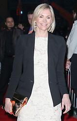 © Licensed to London News Pictures. 12/03/2014, UK. Jenni Falconer, The British Academy (BAFTA) Games Awards, Tobacco Dock, London UK, 12 March 2014. Photo credit : Richard Goldschmidt/Piqtured/LNP