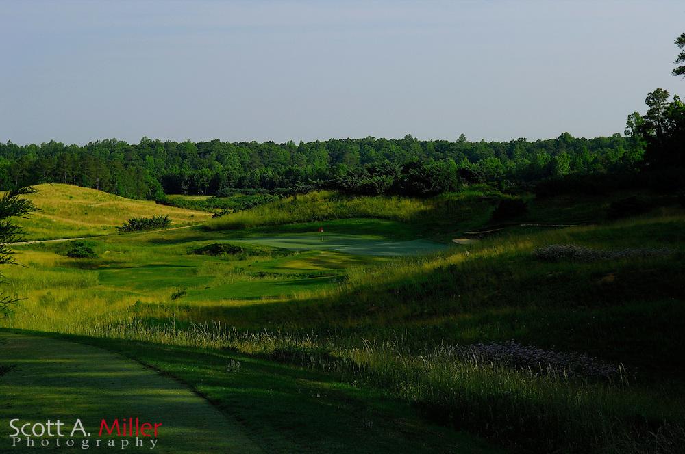 Williamsburg, Va. --  The Capital in Colonial Williamsburg...Golfweek/Scott A. Miller